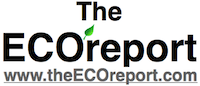 the ECOreport Logo