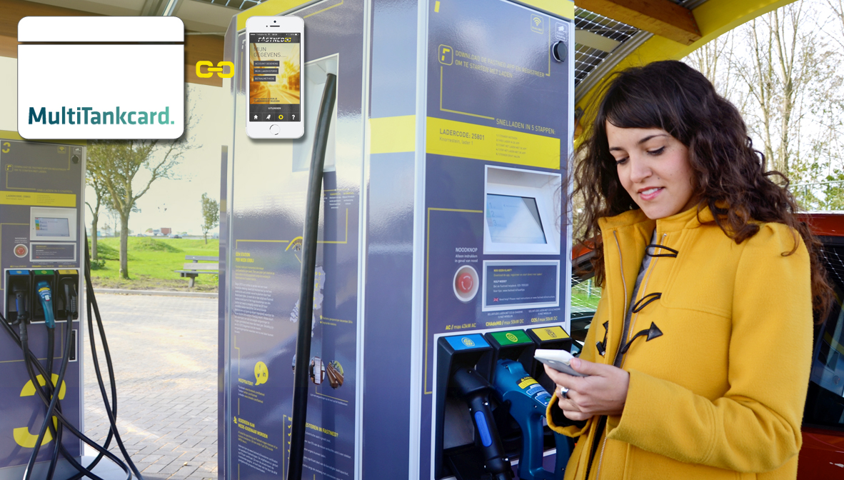 Using a Multitank account for Fastned