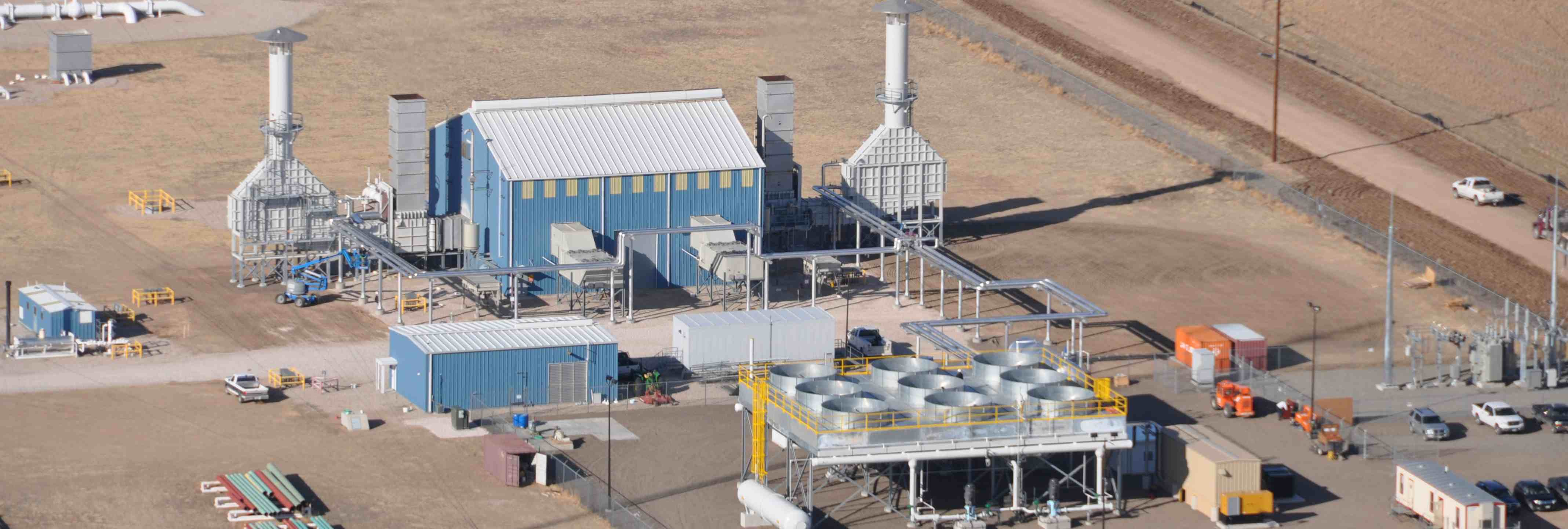 Trailblazer Recovered Energy Project in Northeastern Colorado