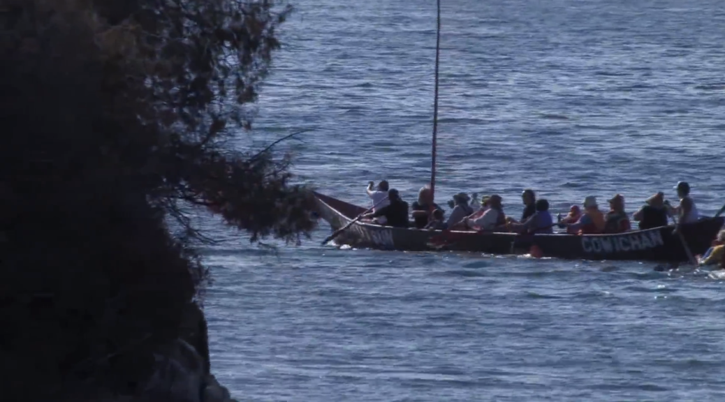 Photo Credit: Video made by Bill Warriner of Salt Spring Live