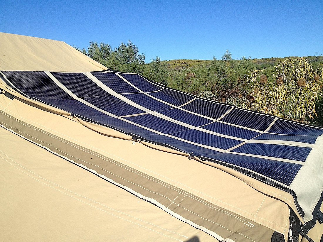 Photo Credit: Powerfilm Solar Panel by Stephan Ridgway via Flickr (CC By SA, 2.0 Liicense)