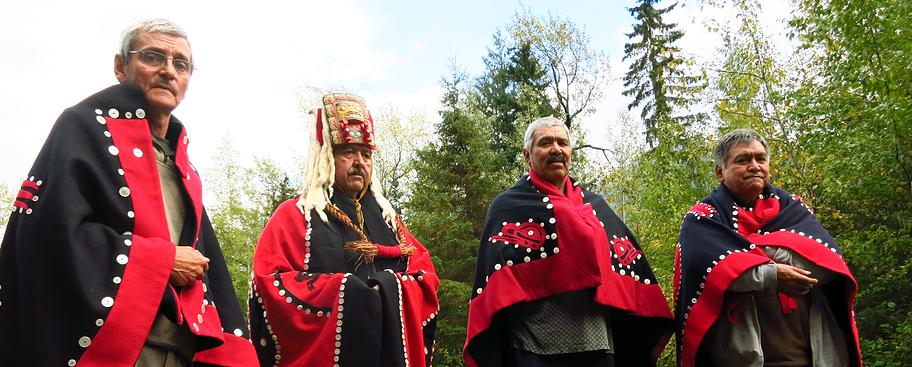Madii Lii is the Lax Yip (territory) of the Wilp (house) of Luutkudziiwus of the Gitxsan Nation. The territory is located in the Suskwa valley, and is accessed via the Suskwa Forest Service Rd at km 15 Our Wilp consists of three high-ranking Simgiigyet (Hereditary Chiefs): Luutkudziiwus (Charlie Wright), Xsimjiitsiin (Lester Moore), & Noohla (Norman Moore), and over 600 other Wilp members.