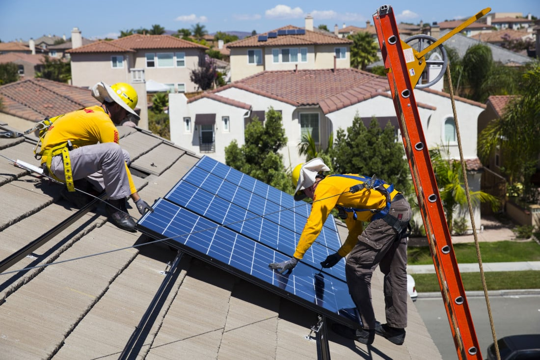 Sullivan Solar in Chular Vista