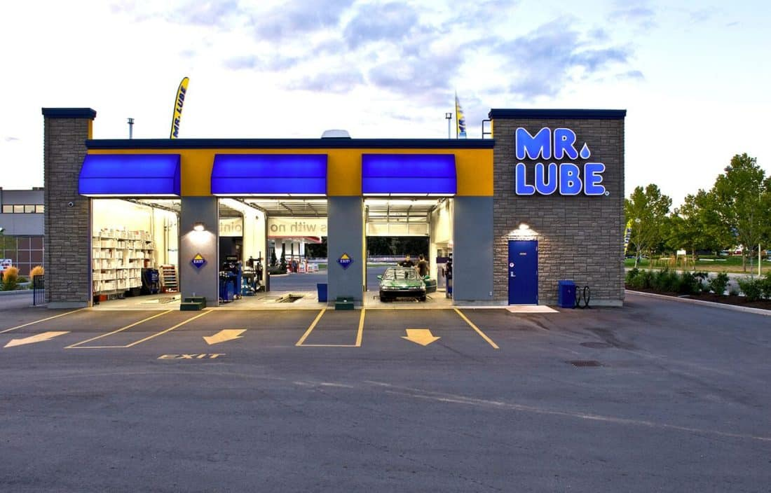 Mr Lube - Courtesy Kambo Green Solutions