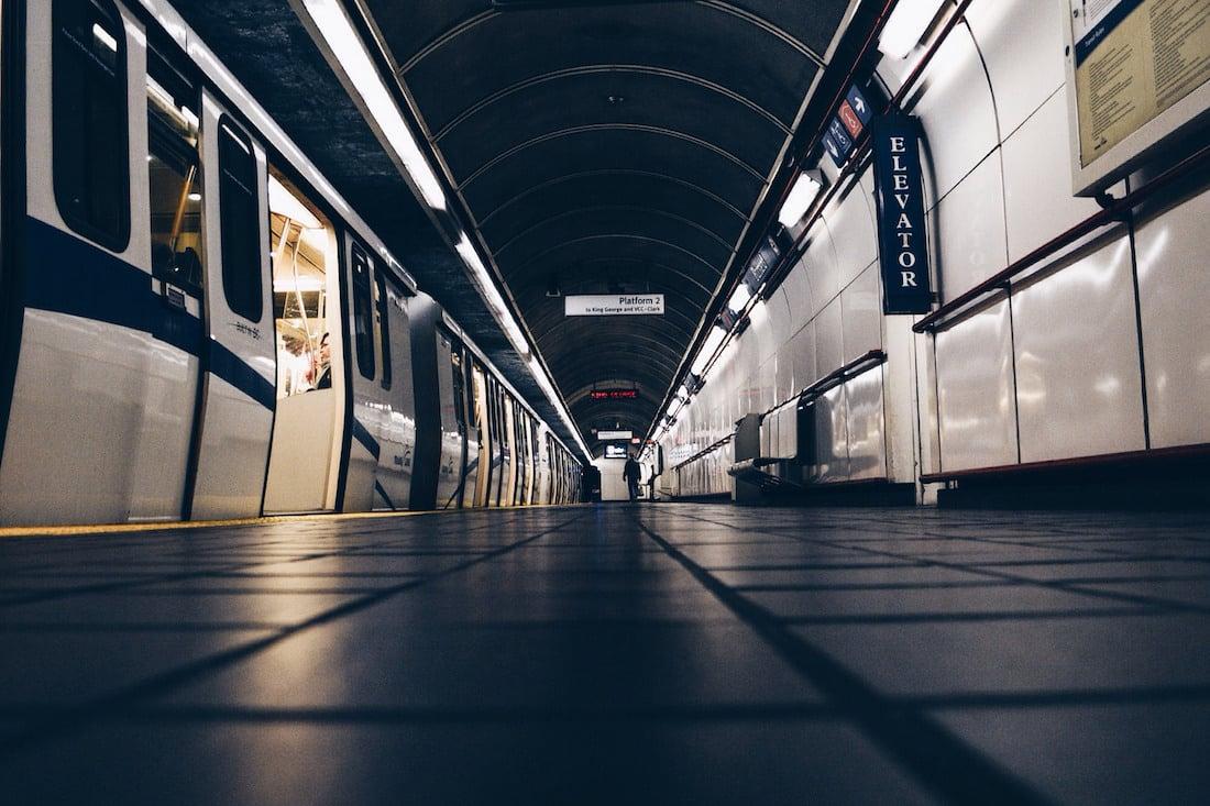 Burred Street Skytrain Station by Alex Costing via Fklickr (CC BY SA, 2.0 License)