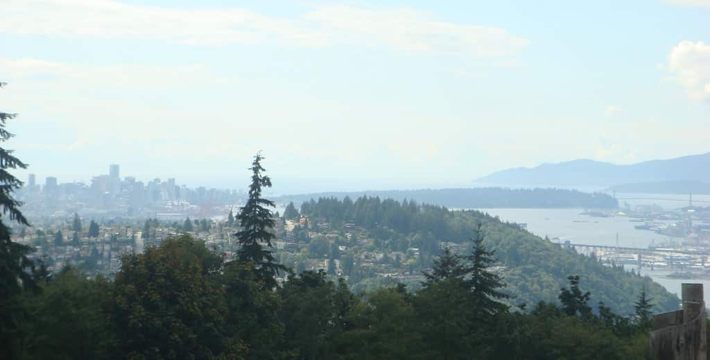 Burnaby Mountain by Matt Boulton via Flickr (CC BY SA, 2.0 License)