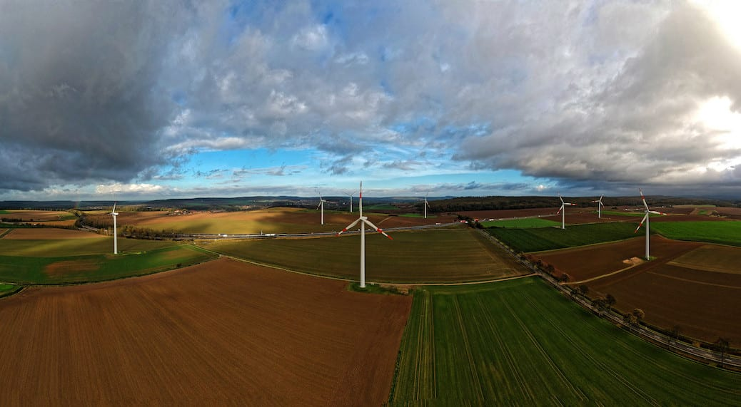 Wind Turbines by Martin Schmitt -stoppedphoto.com via Flickr (CC BY SA, 2.0 License)