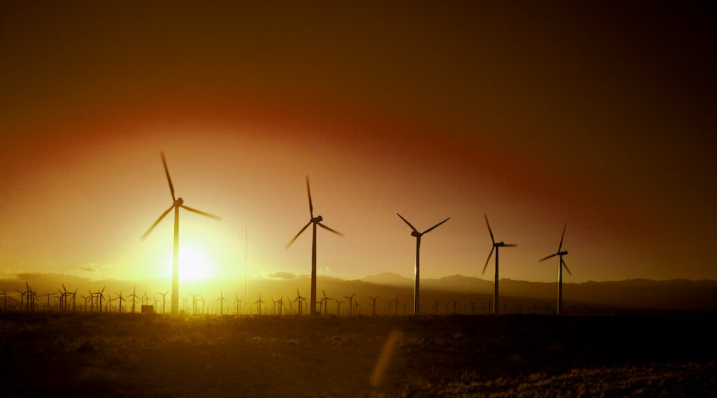 Renewables Like Wind Energy Are Replacing Coal In America