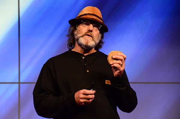 Paul Stamets anti-dote for colony collapse