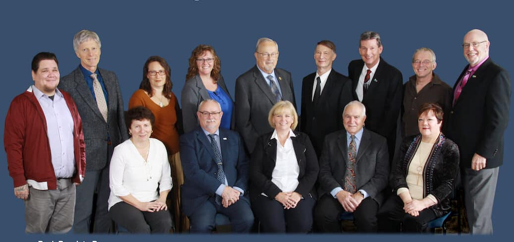 Strathcona Regional District Board