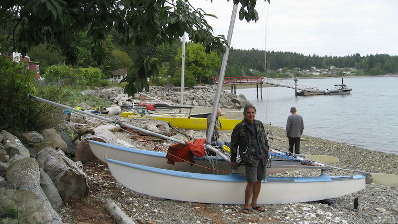 Barefoot Raid Around Cortes Island