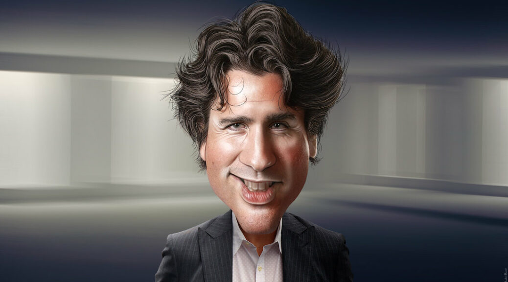 Justin Trudeau is out-Harpering Harper