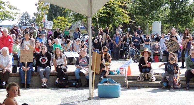Campbell River Climate March