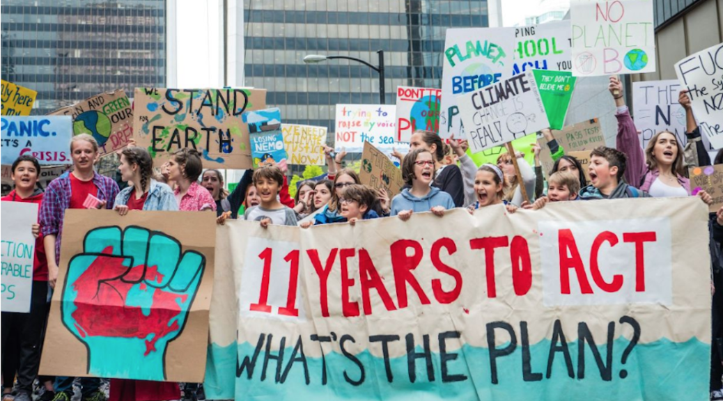 BC's Largest Climate March