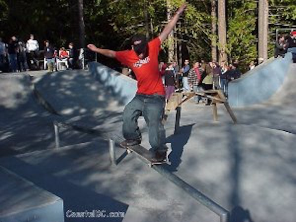 SRD plans to reopen remaining regional parks & facilities  like the skatepark - for public use