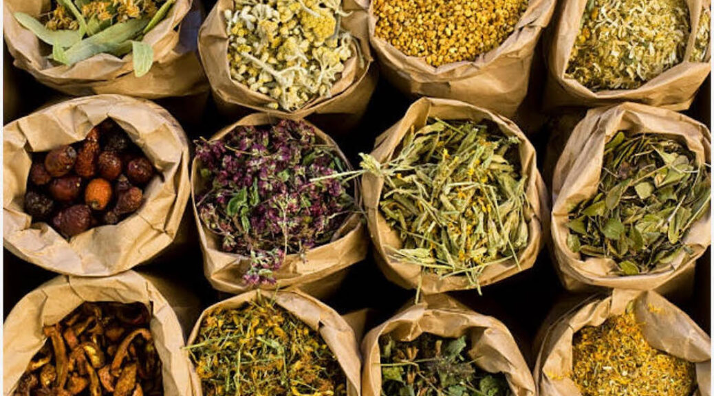 HOW TO MAKE HERBAL MEDICINE IN YOUR KITCHEN
