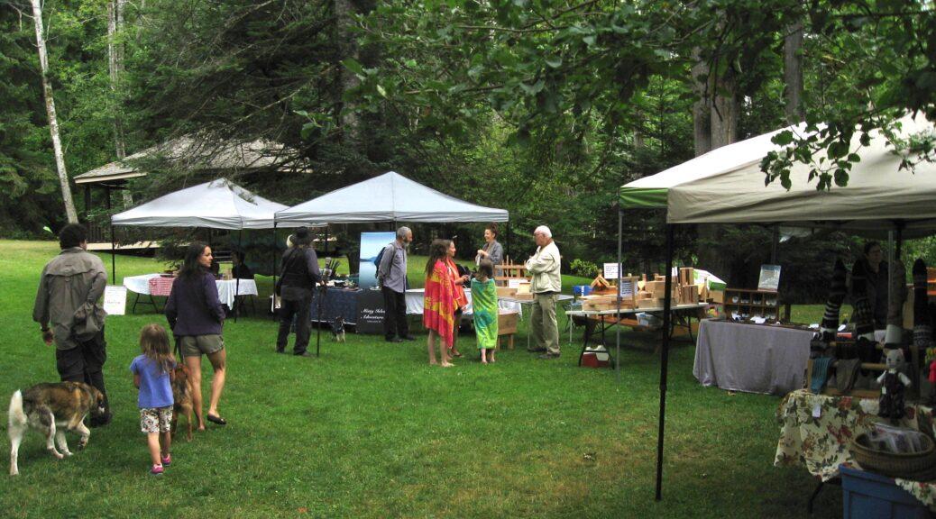 second market opens Saturday