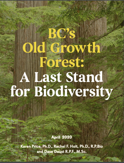protect BC's Old Growth forests