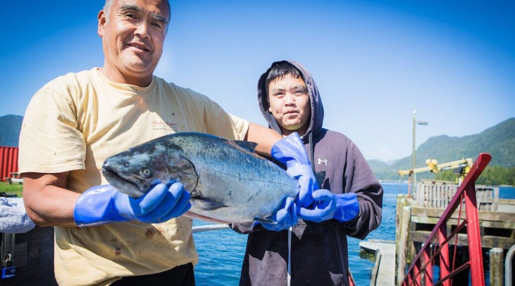 First Nations call Canadian Government fish policies Discriminatory