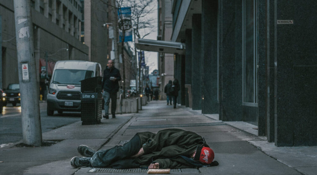 1+1500 Homeless in Victoria