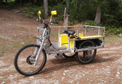 Gabriel Dinim's cargo e-trike (3)