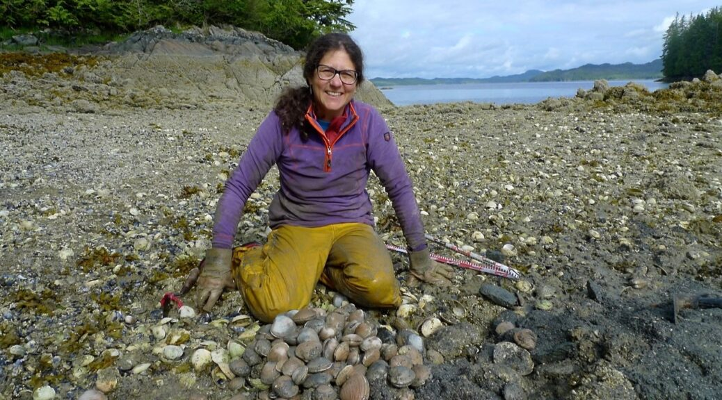 clam gardens
