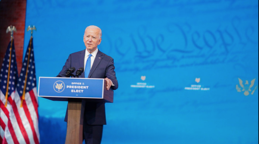 Joe Biden's plans for environmental justice
