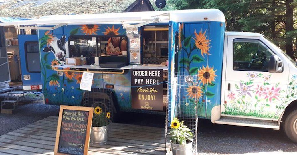 Sunflower Food Truck