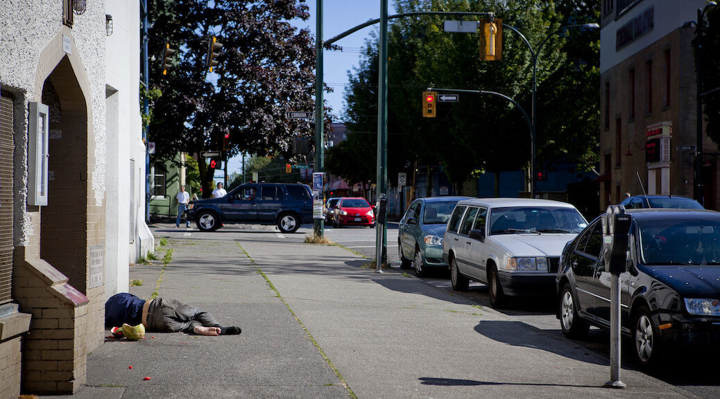 Making political change in the Downtown Eastside