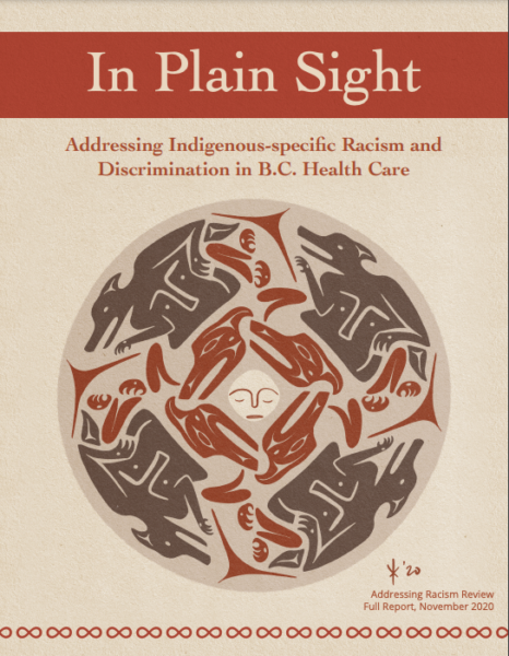 Problems within leadership of Island Health team tackling anti-indigenous racism