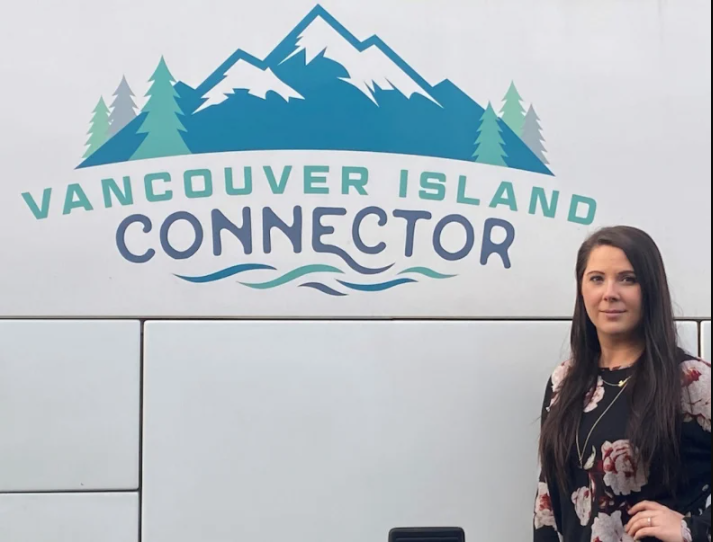 North Vancouver Island intercity buses on hold