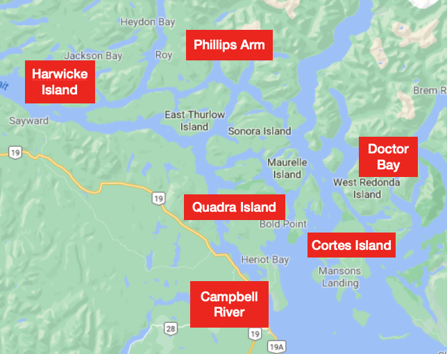 virtual injunction hearing for three fish farms in the Discovery Islands