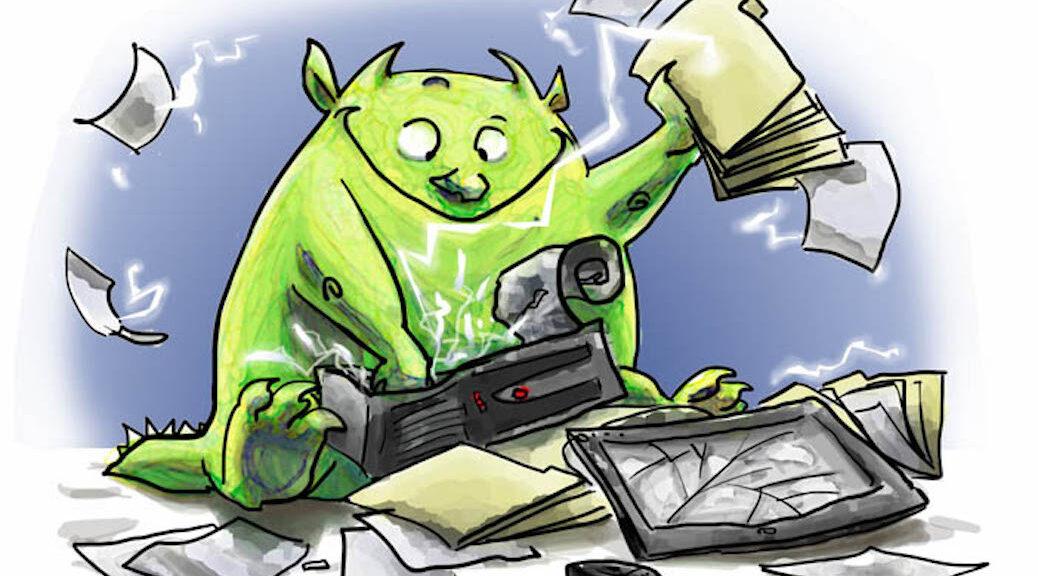 Computer Gremlin