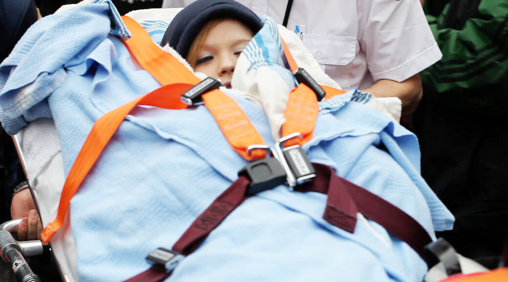 Would After the 75% cutback. will there have be a Paramedic available when the next child needs help?