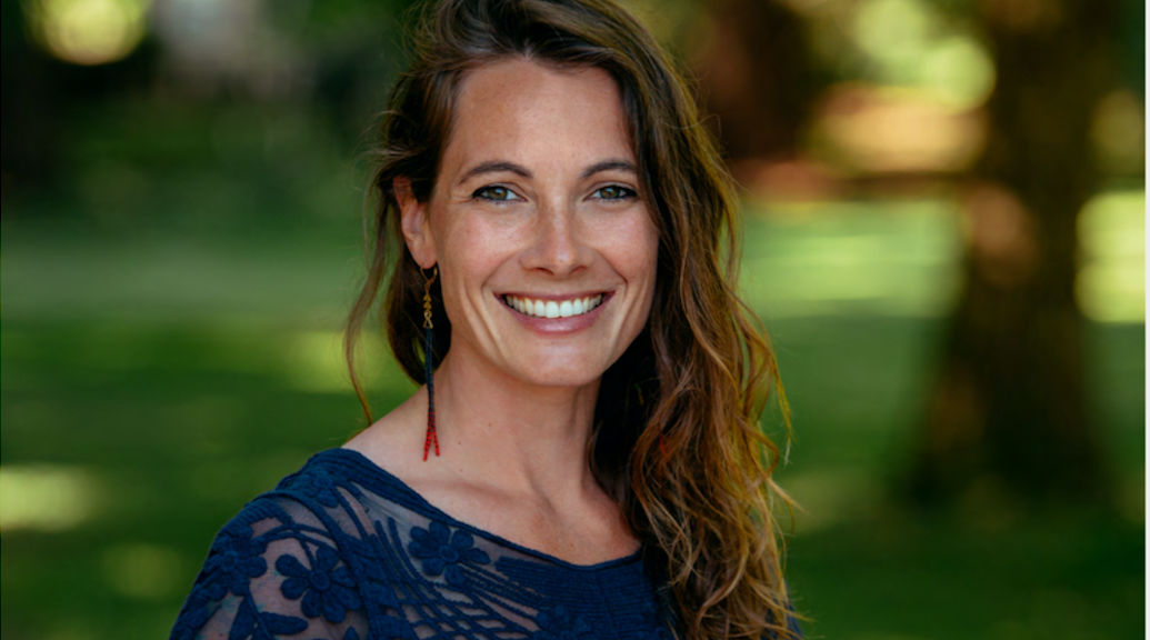 Jessica Wegg: Green candidate for North Island-Powell River