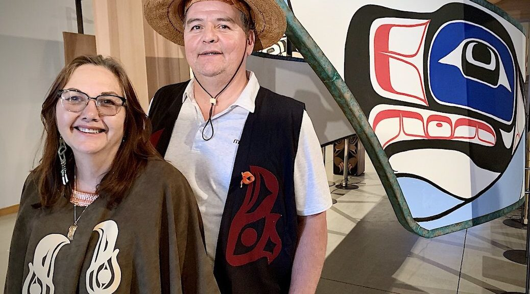 Sacred Journey exhibit at Campbell River Museum